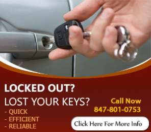 Locksmith Hawthorn Woods, IL | 847-801-0753 | Affordable Locks